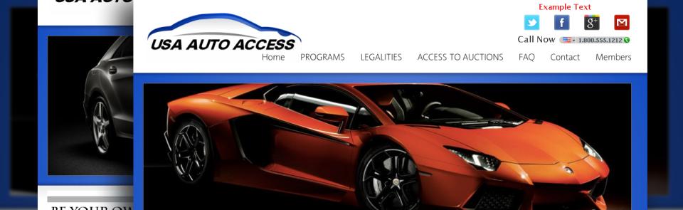 USA Auto Access