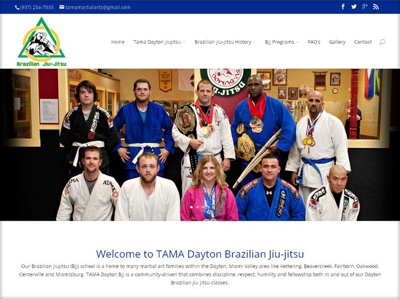 TAMA Dayton Brazilian Jiu-jitsu
